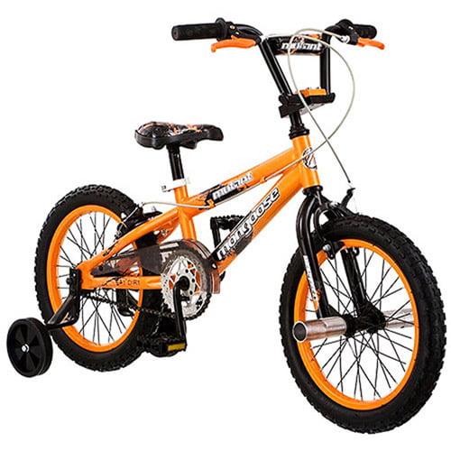 "Mongoose Mutant 16"" Boys' Freestyle Bike"
