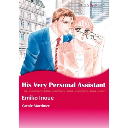 HIS VERY PERSONAL ASSISTANT (Mills & Boon Comics) - eBook 2 Very Fine Comic Book