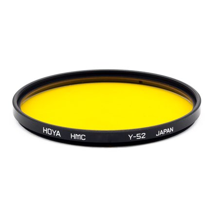 Hoya Hmc 72Mm Yellow Y52 Multi Coated Filter Authorized Usa Dealer A 72Y52 Gb