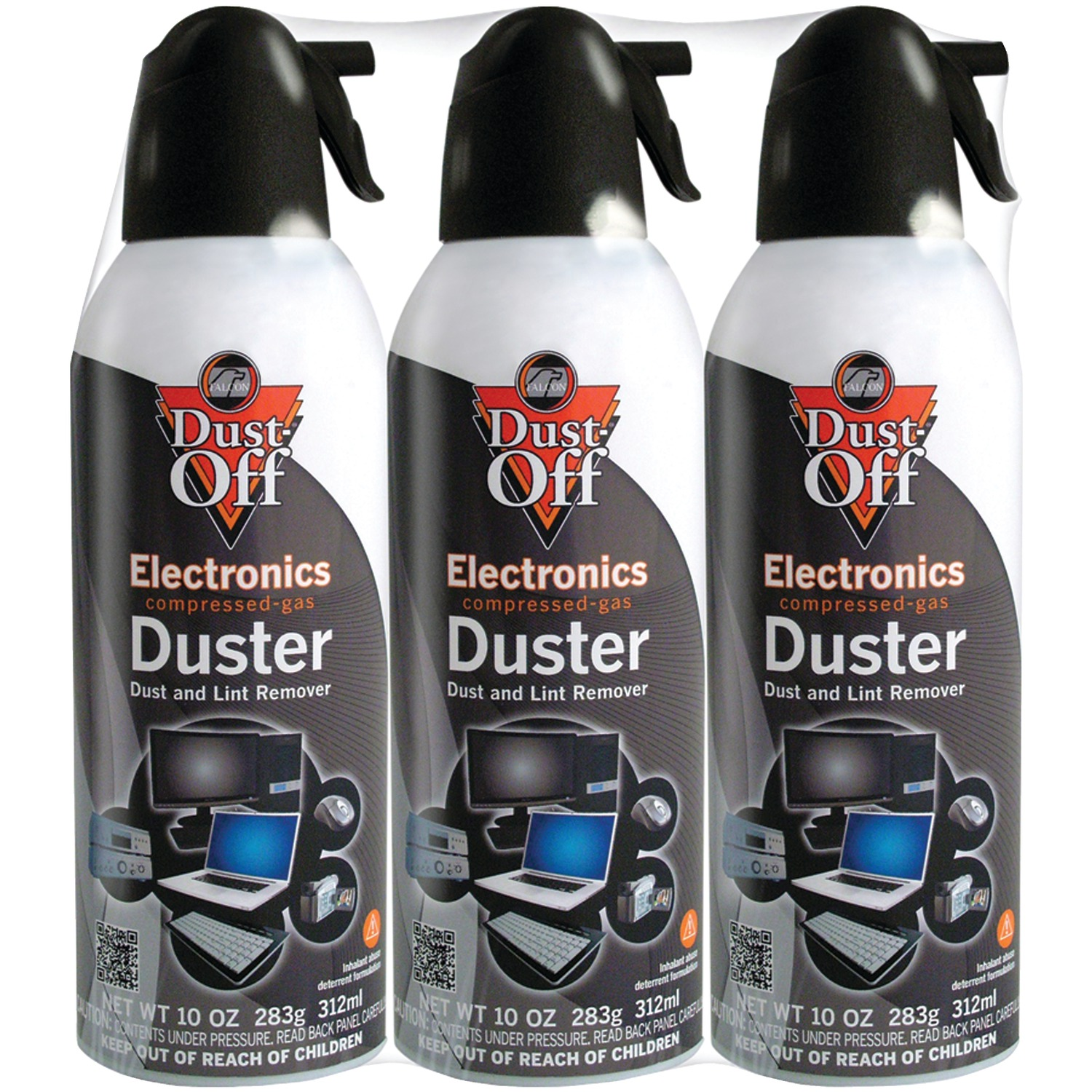 Dust-Off DPSXL3 Disposable Dusters (3 pk)