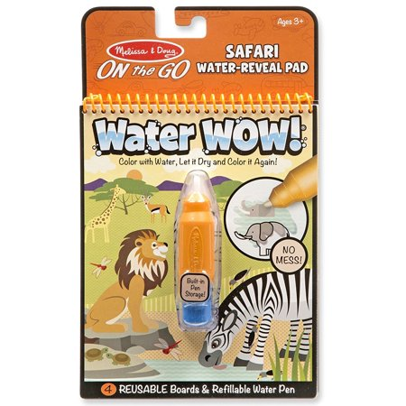 Water Wow - Safari - Water Wow Melissa And Doug