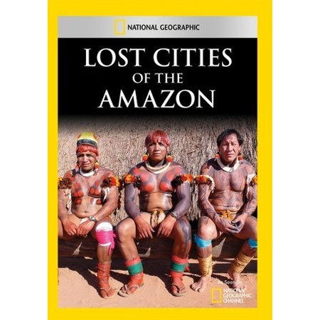 National Geographic: Lost Cities of the Amazon (DVD) (Halloween 6 Producer's Cut Amazon)