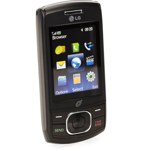 Straight Talk LG 620G Pre-Paid Phone (CDMA-V)