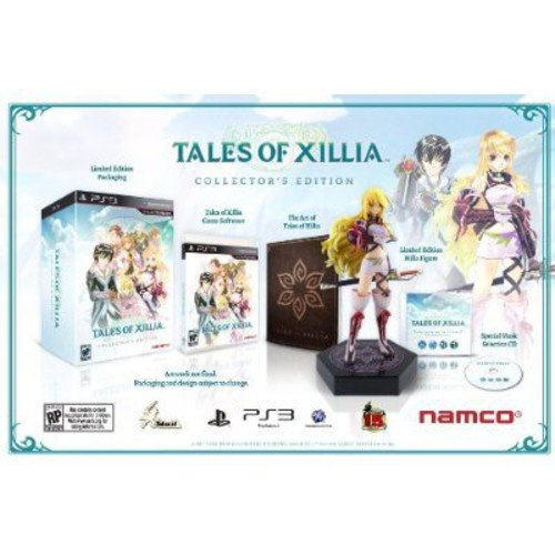 Namco Tales of Xillia (Collector's Edition) [Playstation 3]
