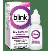 Blink-N-Clean Lens Drops, 0.5 fl oz