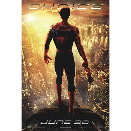 Spider Man 2 Poster Movie I  27X40