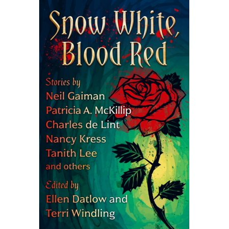 Snow White, Blood Red - eBook
