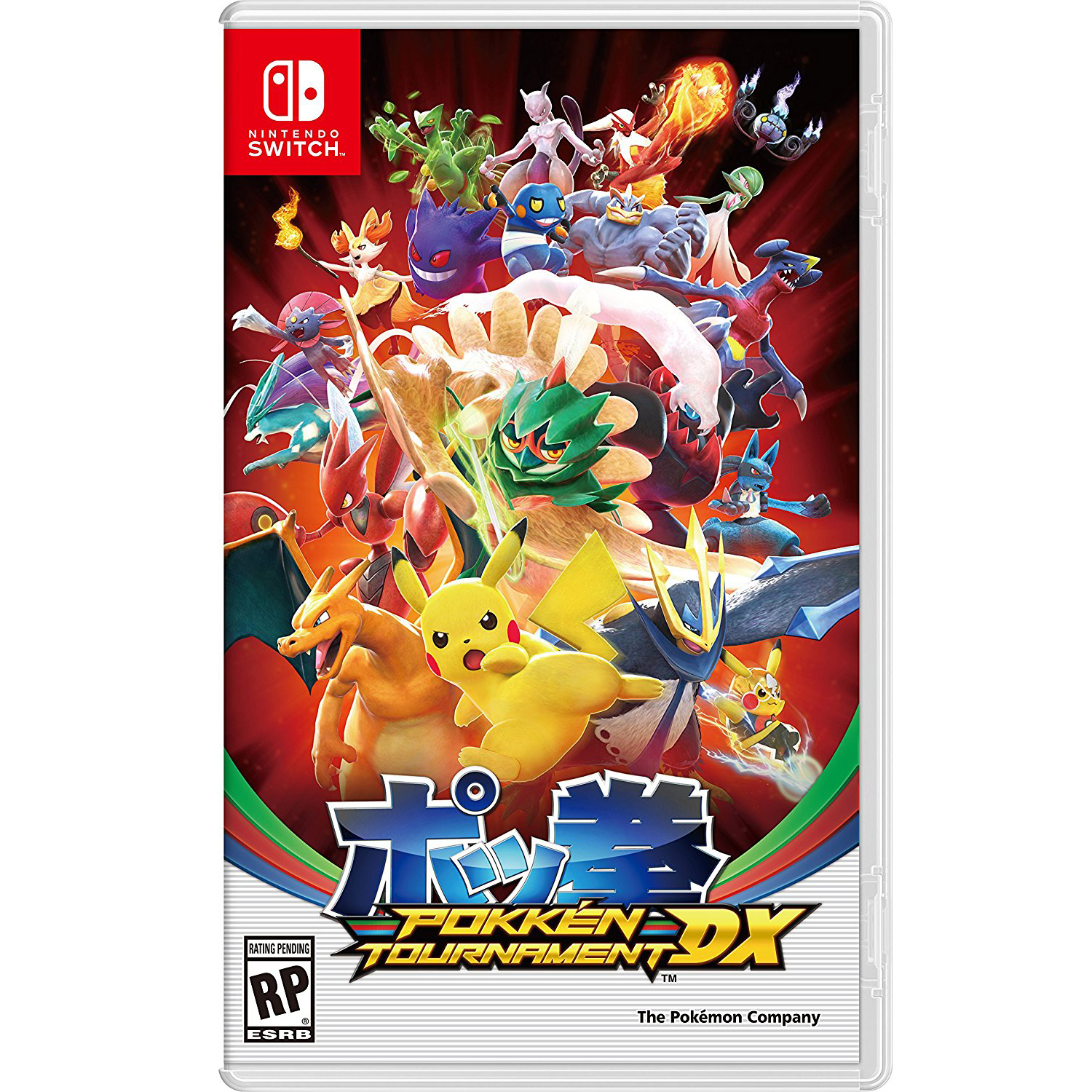 Pokken Tournament DX (Nintendo Switch)