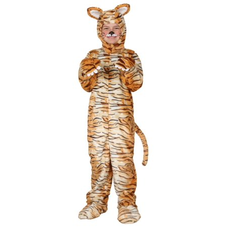 Child Tiger Costume - Tigger Running Costume