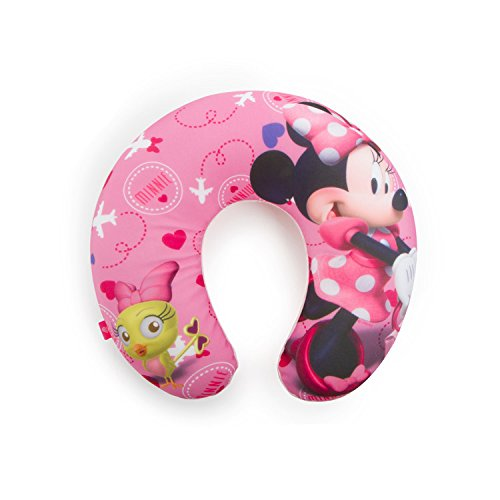 Disney Minnie Mouse Kids' Travel Pillow by