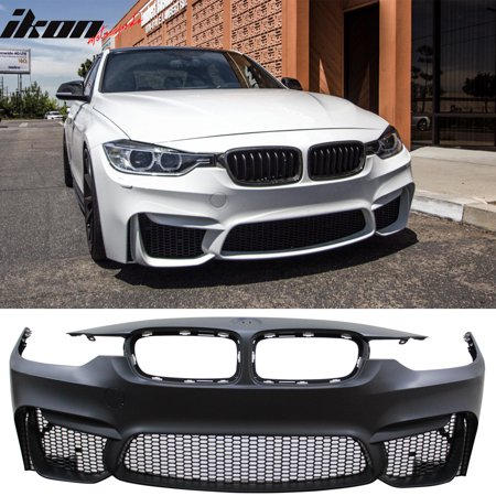Fits 12 18 Bmw F30 3 Series M3 Front Bumper Cover Conversion