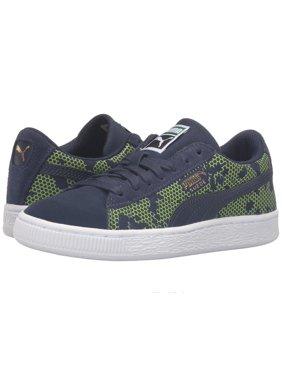 Product Image PUMA Suede Night Camo Kids Sneaker 582028d41