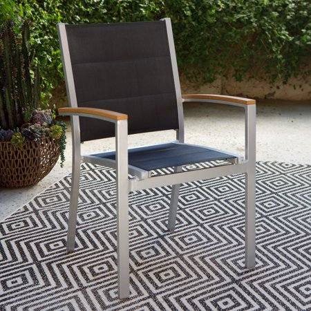 Coral coast southwick padded sling outdoor dining chair for Southwick storage