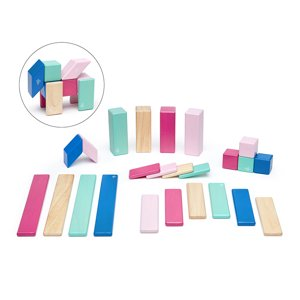 Tegu 24 Piece Set in Blossom