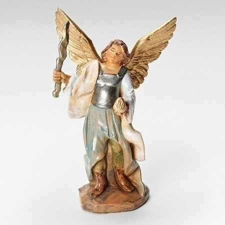 Fontanini Uriel Archangel Italian Nativity Villager Figurine 54072
