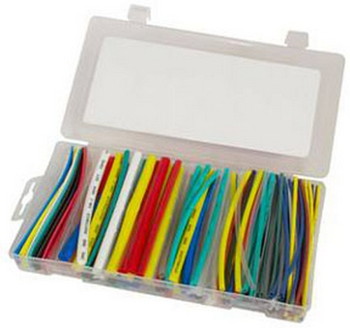 Lisle 27170 Heat Shrink Tubing Assortment