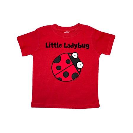 LITTLE LADYBUG Toddler T-Shirt - Lady Bug Outfit