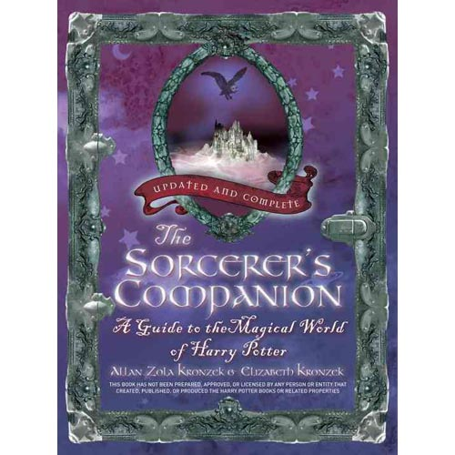 The Sorcerer's Companion: A Guide to the Magical World of Harry Potter