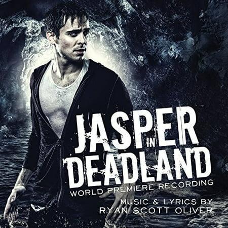 Jasper Disc - Jasper in Deadland