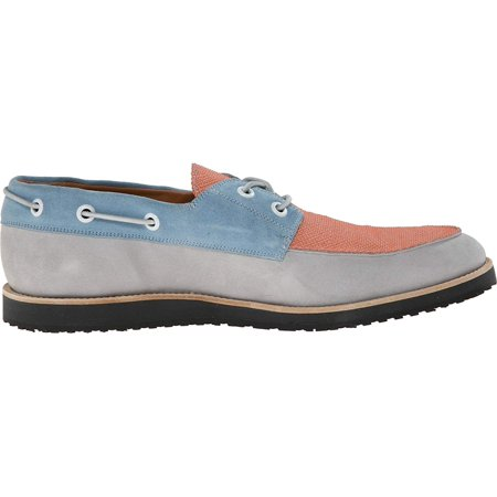 Marc Jacobs Mens S87wr0037 Slip On Casual Oxfords, Blue, Size 9.0