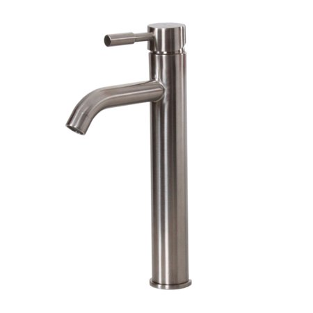 Elite  F371023SN Satin Nickel Single-handle Bathroom Faucet