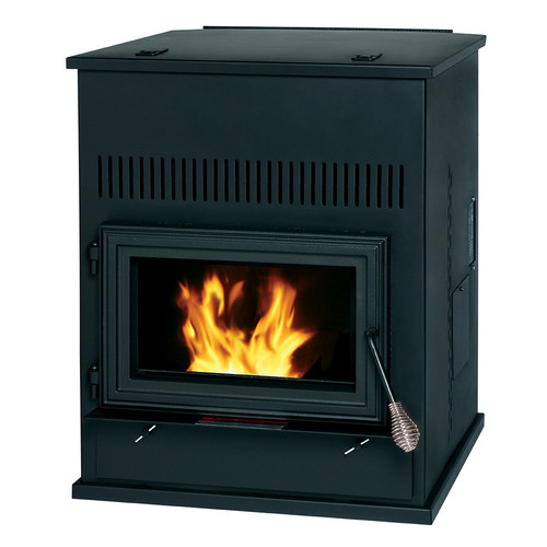 England's Stove Works 2,000 sq. ft. Direct Vent Pellet Stove by