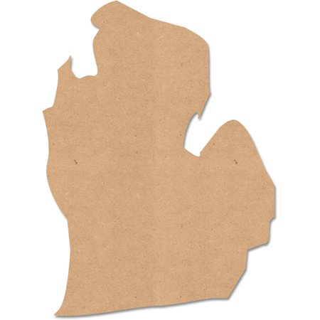 MPI Wood Michigan Cutout, 1 Each ()
