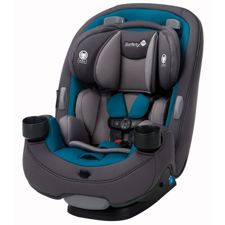 Safety 1st Grow and Go 3 In 1 Baby to Toddler Convertible Car Seat, Blue Coral
