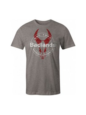 3f14c6d559a1f Product Image Badlands Unconditional Tee T-Shirt, Gray, Large,