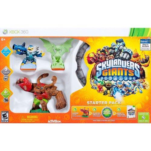 Skylanders Giants: (Glow In The Dark) Starter Kit (Walmart Exclusive) (Xbox 360)