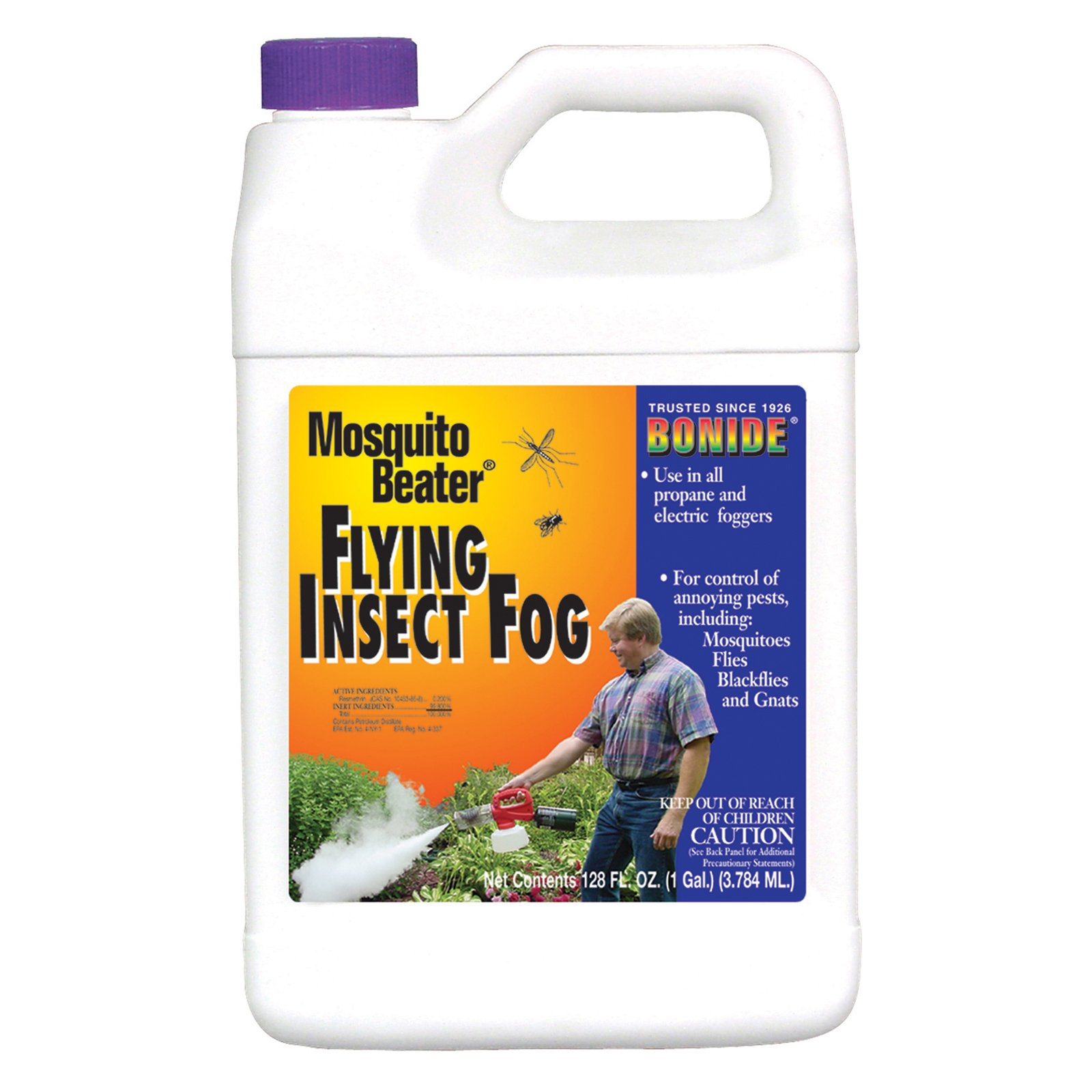 Bonide Mosquito Beater Flying Insect Fog - 128 oz.