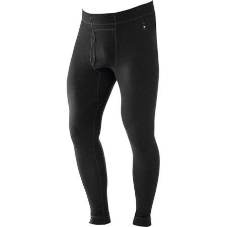Smartwool Midweight Men's Base Layer Bottom Black (Smartwool Base Layer)