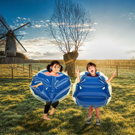Cleanerlove  2 Pack Bumper Ball Inflatable  Human Knocker Ball Bubble Soccer Ceaer