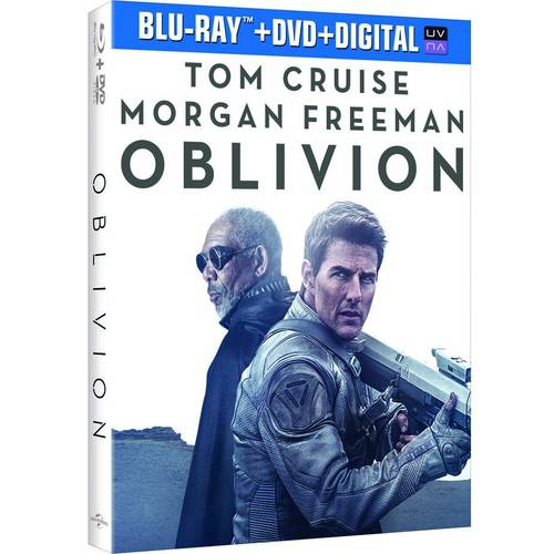 Oblivion (Blu-ray   DVD   Digital HD) (With INSTAWATCH)