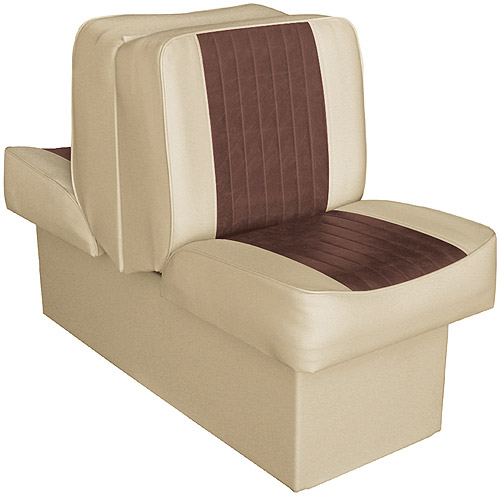 Wise 8WD707P-1-662 Deluxe Series Lounge Seat, Sand-Brown by Generic