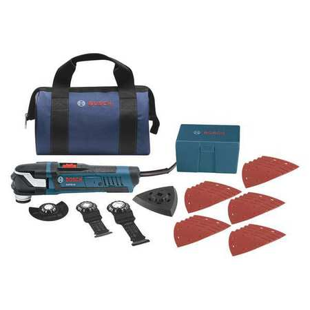 Oscillating MultiTool,120V,4.0 Ah. BOSCH GOP40-30B
