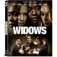 Widows (Blu-ray + DVD + Digital Copy)