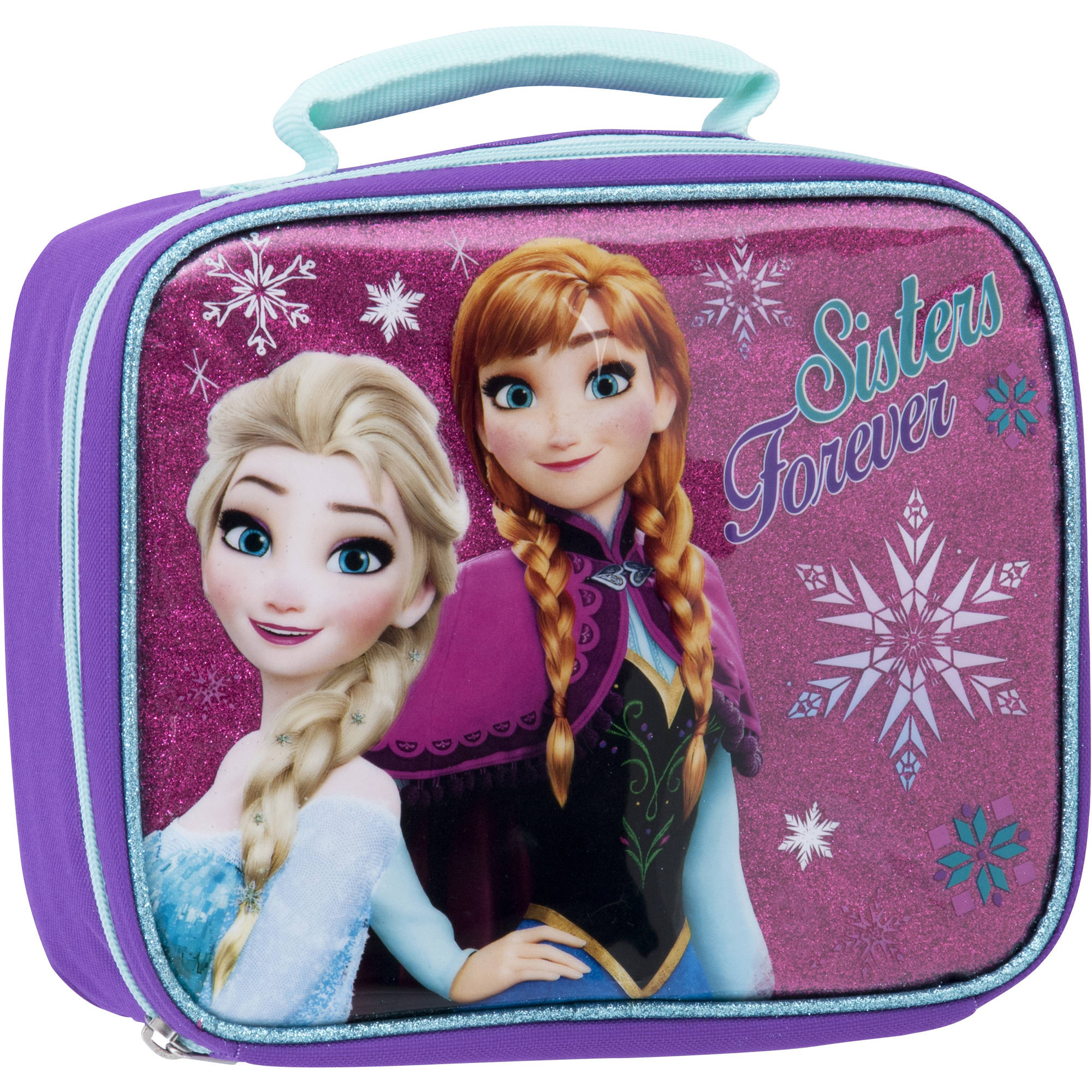 Disney Frozen Insulated Rectangular Lunch Bag