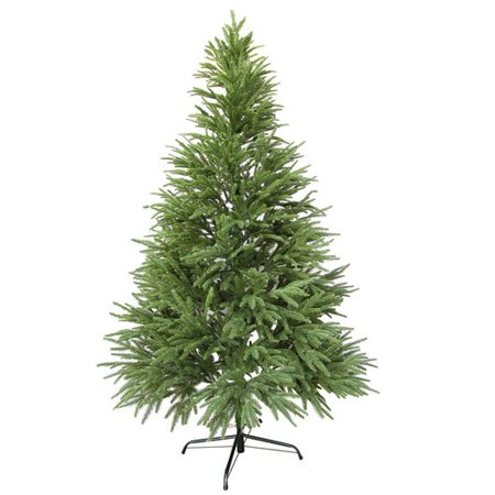 The Holiday Aisle Holiday Plastic 72' Green Spruce Artificial Christmas Tree (72 Inch Tree Skirt)