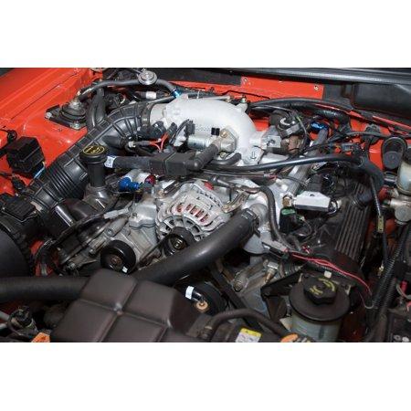 Edelbrock 3847  Throttle Body Intake Elbow - image 1 of 2