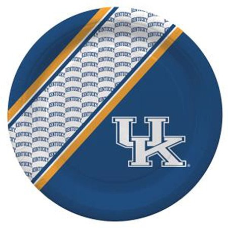 - Kentucky Wildcats 20 Paper Party Plates