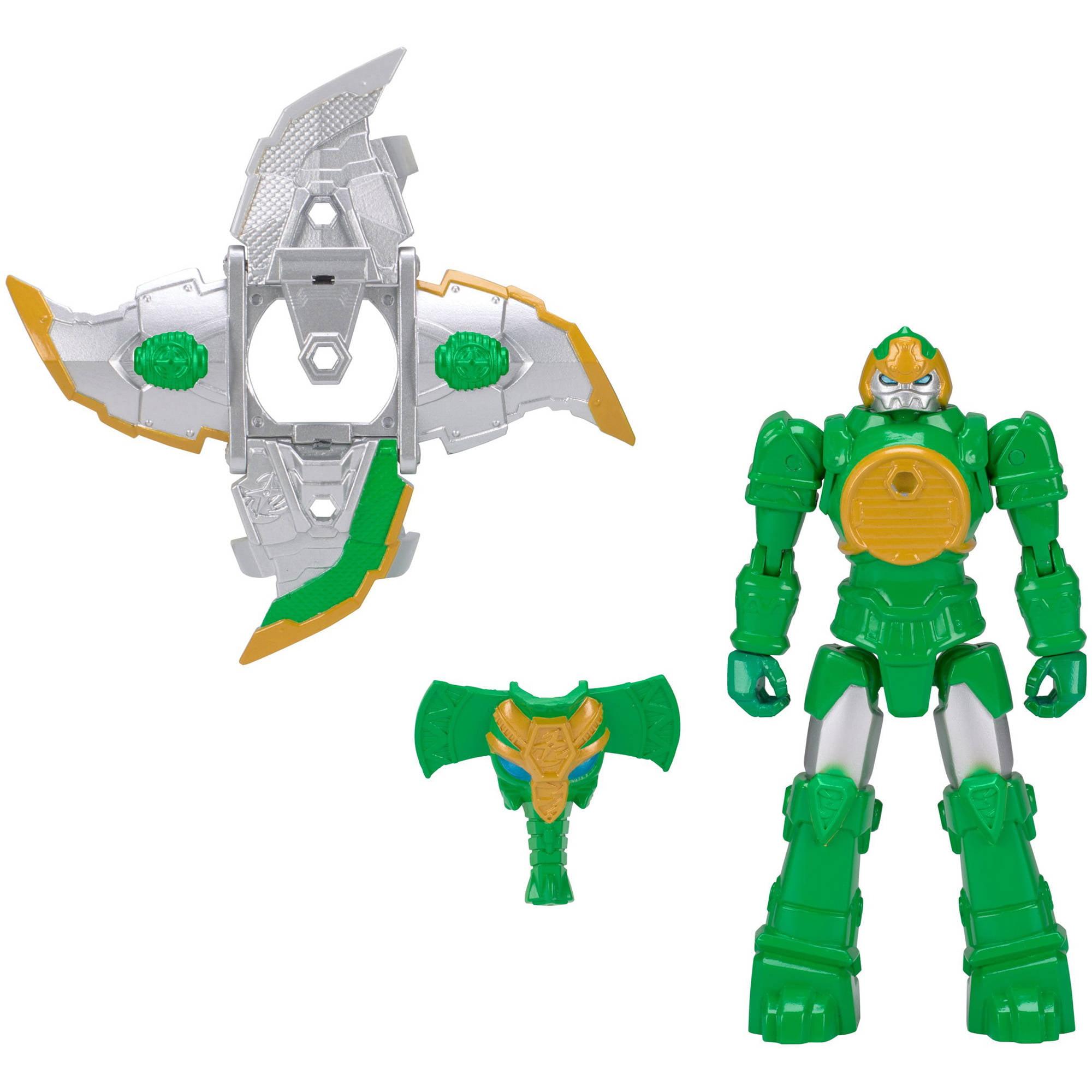 Power Rangers Ninja Steel DX Rumble Tusk Zord