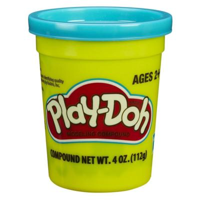 Play-Doh Modeling Compound Single Can in Teal
