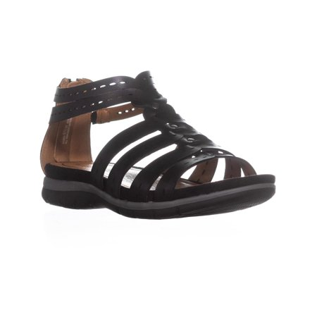 e58d11b0d0c Womens BareTraps Kaiser Strappy Flat Sandals