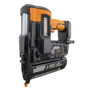 "Best Brad Nailers - Freeman PE20V2118G Cordless 20V 2-in-1 18-Gauge 2"" Nailer Review"