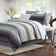 Strata Dark Charcoal 8-piece Bed-In-Bag