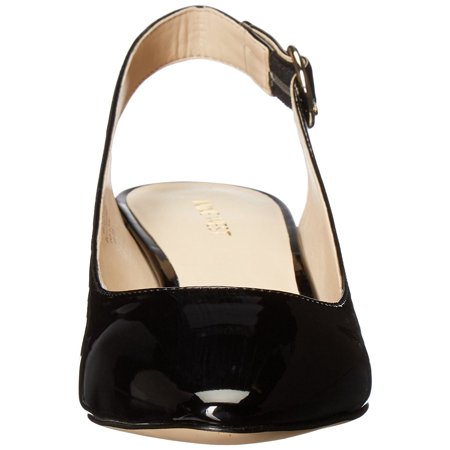 595d1808164 Nine West Womens Brigitte Almond Toe Casual Slingback Sandals - image 1 of  2 ...