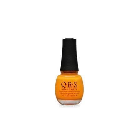 Orange Halloween Nails (QRS 274