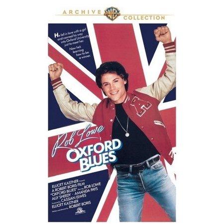 Oxford Blues (DVD) (Blues Clues Blues Big Treasure Hunt Vhs)