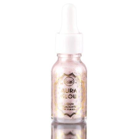 Glow Sand (J Cat Aura Glow Liquid Highlighter - Crystal)